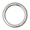 Jump Ring 4-40g Nickel 4.5mm ID/7mm OD